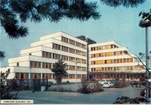 ehemaliges Fernmeldeamt Heidelberg